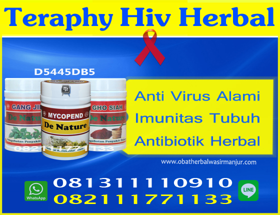 Obat Hiv Aids Alami Tradisional Herbal