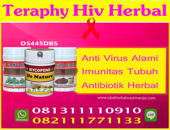 Obat Hiv Aids Alami Tradisional Herbal Ampuh Vaksin Virus