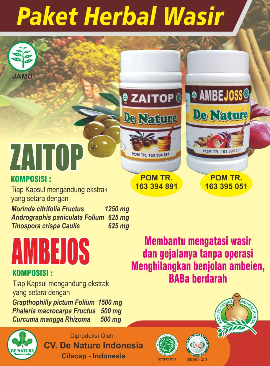 TERAPI AMBEIEN HERBAL